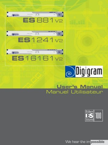 Ethernet Audio Bridges - Merging.dk