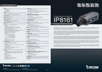 Datasheet as PDF - Clavis Home Page