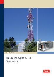 Split-Air Prospekt - Stulz GmbH