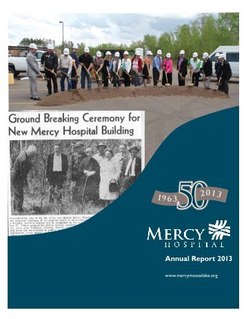 Annual Report 2012 - Mercy Hospital