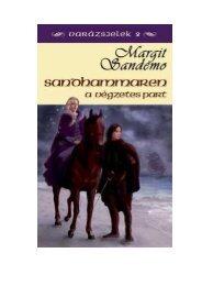 Sandemo Margit-Varázsjelek 2 A végzetes part