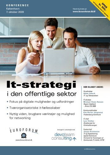 It-strategi - IBC Euroforum