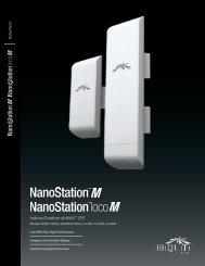 NanoStation Datasheet - Ubiquiti Networks