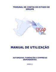 Fundação Autarquia e Empresas Dependentes - Tribunal de Contas ...