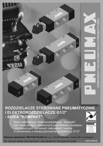 Pobierz - RECTUS Polska Sp. z o.o.