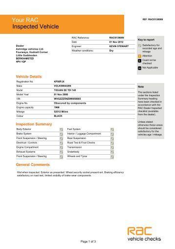 sample pre dive checklist i rov a vehicle inspection. Black Bedroom Furniture Sets. Home Design Ideas