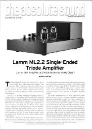 review - Lamm Industries
