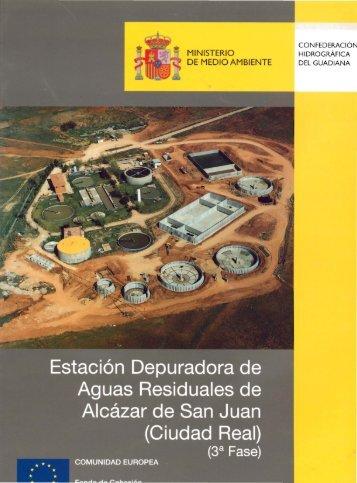 ministerio de medio ambiente - Confederación Hidrográfica del ...