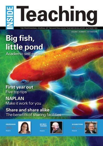 Edition 4, October 2010 - Teacher Registration Board