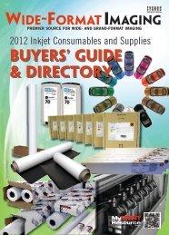 Buyers' Guide & Directory - Cygnus Business Media