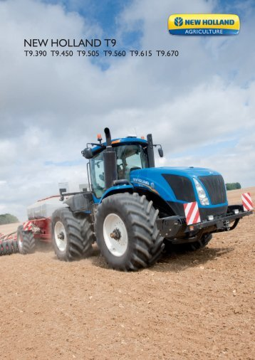 017 06 2 09 09 NEW HOLAND T9000 ULOTKA A4 ... - New Holland