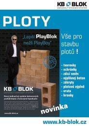 PDF ke stažení - KB - BLOK systém, sro