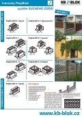 PDF ke stažení - KB - BLOK systém, sro - Page 2