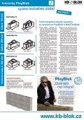 PDF ke stažení - KB - BLOK systém, sro - Page 4