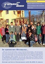rumänien - Osteuropamission Schweiz