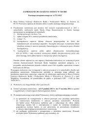 więcej informacji (plik PDF) - Polska Federacja Hodowców Bydła i ...