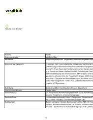 Konzerne von AZ - Archiv - Tengelmann-Gruppe - ver.di b+b