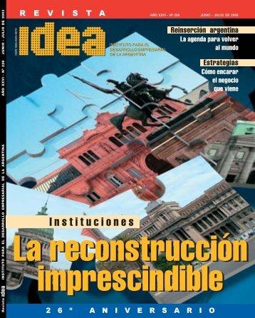 Instituciones - Diseño Gráfico Ribeiro