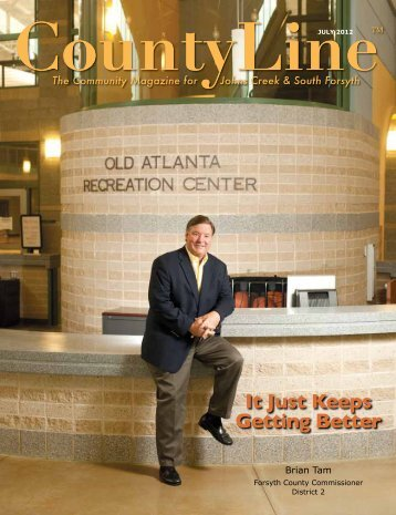 CountyLine Magazine
