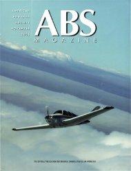 November 2005 - American Bonanza Society