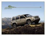 2008 Jeep® Patriot