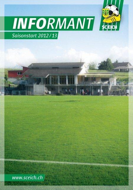 Informant Saisonstart 2012/2013 - SC Eich
