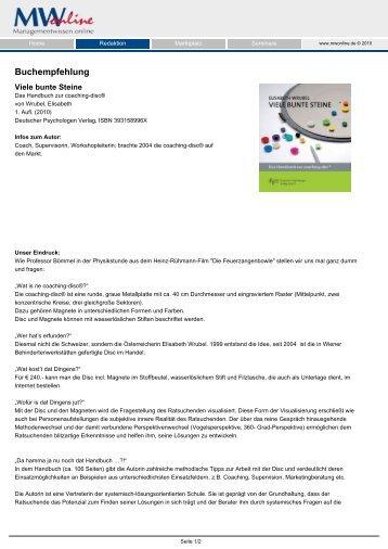 zum Titel - Deutscher Psychologen Verlag