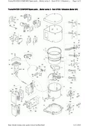 Page 1 of 5 Truma/WATER COMFORT/Spare parts .../Boiler series 3 ...