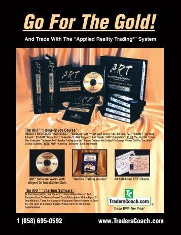 ART® Brochure - TradersCoach.com