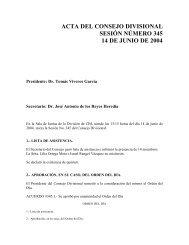 Acta 345 14-Junio-2004 - CBI