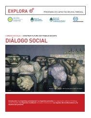 DIÁLOGO SOCIAL - Ministerio de Educación