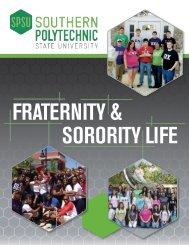 PanheLLenic cOunciL - Southern Polytechnic State University