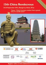Download Brochure - Asia Insurance Review