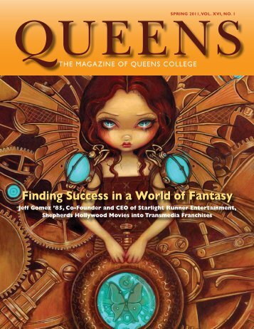 Finding Success in a World of Fantasy - Queens College - CUNY