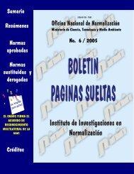 6 - BOLETIN PAGINAS SUELTAS. Página de inicio