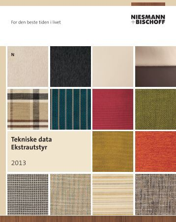 Niesmann - Teknisk data 2013