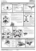 Dreiviertelkreis-Drehbeschlag Three-quarter carousel fitting Ferrure ... - Seite 2