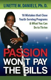 10 Mistakes That Close Youth-Serving Programs - I Am Published!