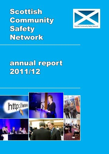 SCSN Annual Report.pdf - Scottish Community Safety Network