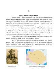 Lietuva valdant Vytautui Didžiajam