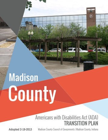 Madison - The Madison County Council of Governments