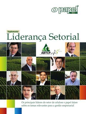 Liderança Setorial - Revista O Papel