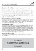 Dorfziitig März 2013 - Gemeinde Winkel - Page 6