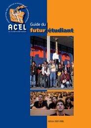 ACEL - Lycée Michel Rodange