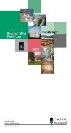 Beispielhafter Wohnbau Preisträger 2012 - Gat