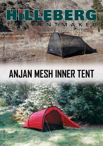 Anjan Mesh-Innenzelt - Hilleberg