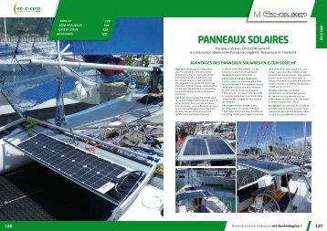 PANNEAUX SOLAIRES - MC Technologies