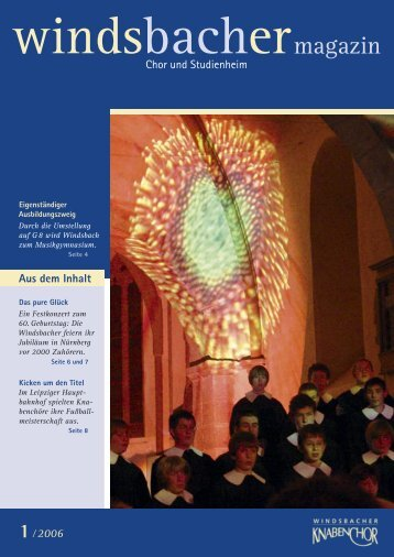 download - Windsbacher Knabenchor