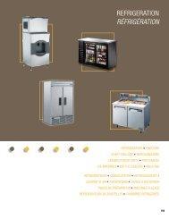RéfRigéRation - A Plus Restaurant Equipment and Supplies