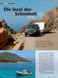 Camping, Cars & Caravans Juni 2007 - Dietrich Hub